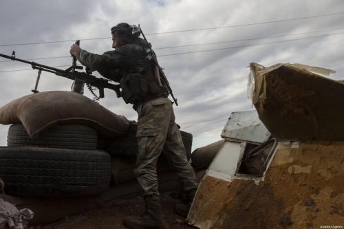 Qatar supports Turkey's efforts in Afrin operation