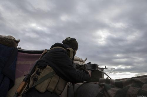 Turkey bombs more US-ally positions in Syria; FSA joins the conflict on Turkey's side