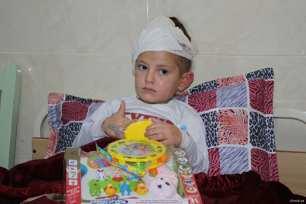 Qatar medical team in Gaza performed cochlear implants on children [Alarab.qa]