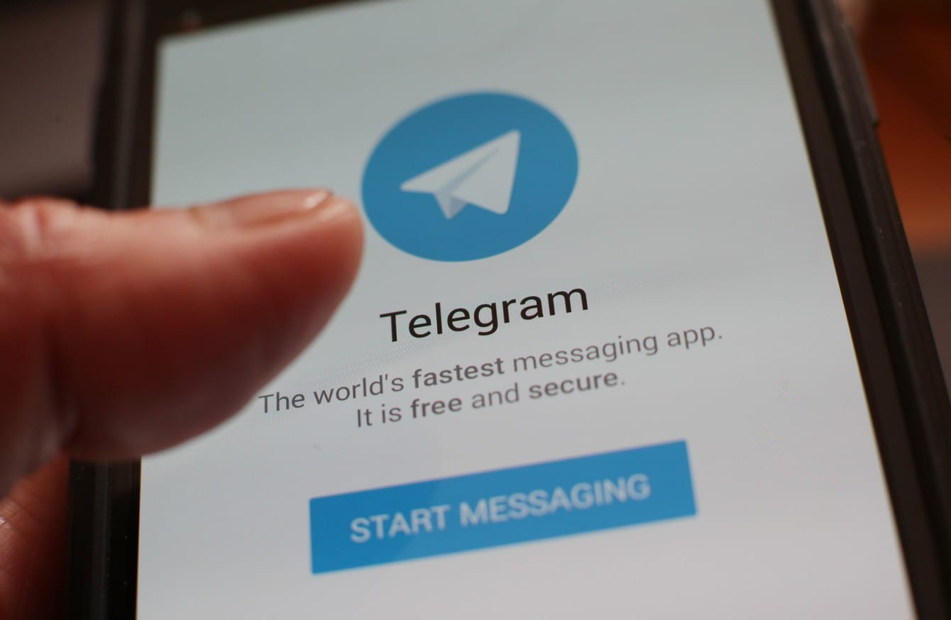 Iran blocks Telegram and Instagram amid widespread protests in the country
