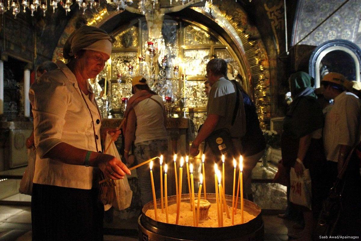 Church of the Holy Sepulchre will reopen as Israel suspends tax law