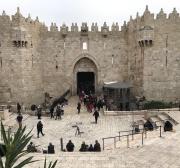 Israeli stabbed in Jerusalem's Old City, 'Turkish' attacker shot dead