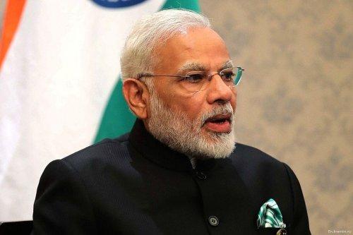 Indian Prime Minister Narendra Modi [En.kremlin.ru]