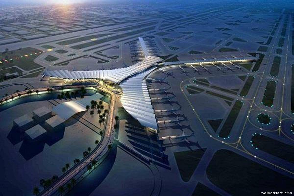 King Abdulaziz International Airport in Jeddah, Saudi Arabia [madinahairport/Twitter]