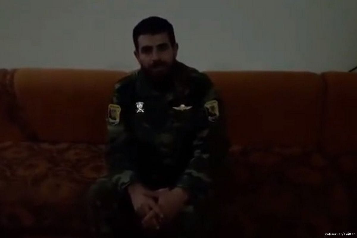 Senior military commander of the eastern Libyan army, Mahmoud Al-Werfalli [Lyobserver/Twitter]