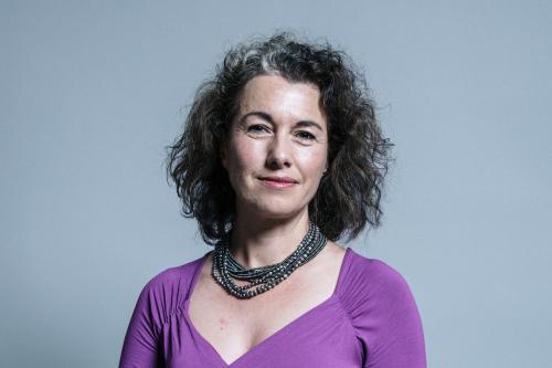 UK Member of Parliament Sarah Champion