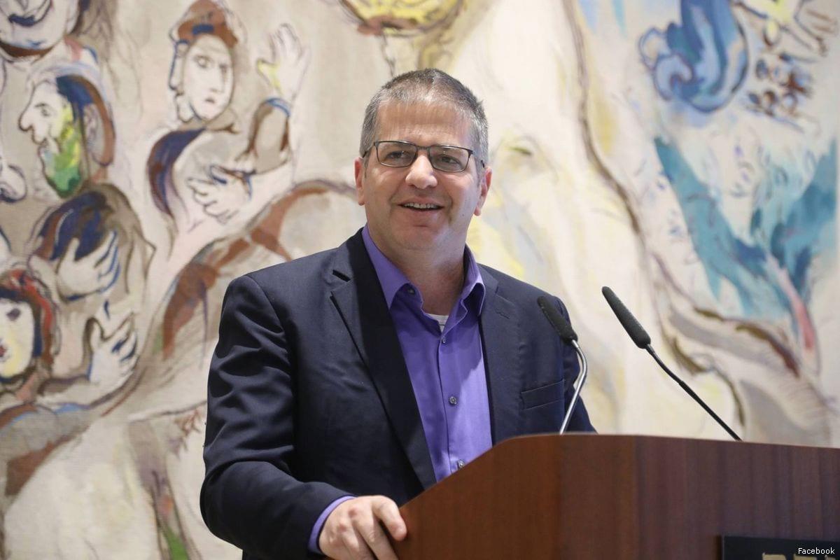 Committee chair MK Yoav Kisch [Facebook]