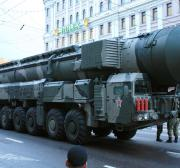 Russia names intercontinental missile after Syrian city