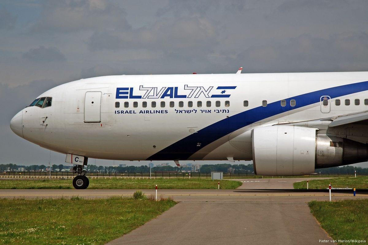 Israeli carrier El Al airlines [Pieter van Marion/Wikipeia]