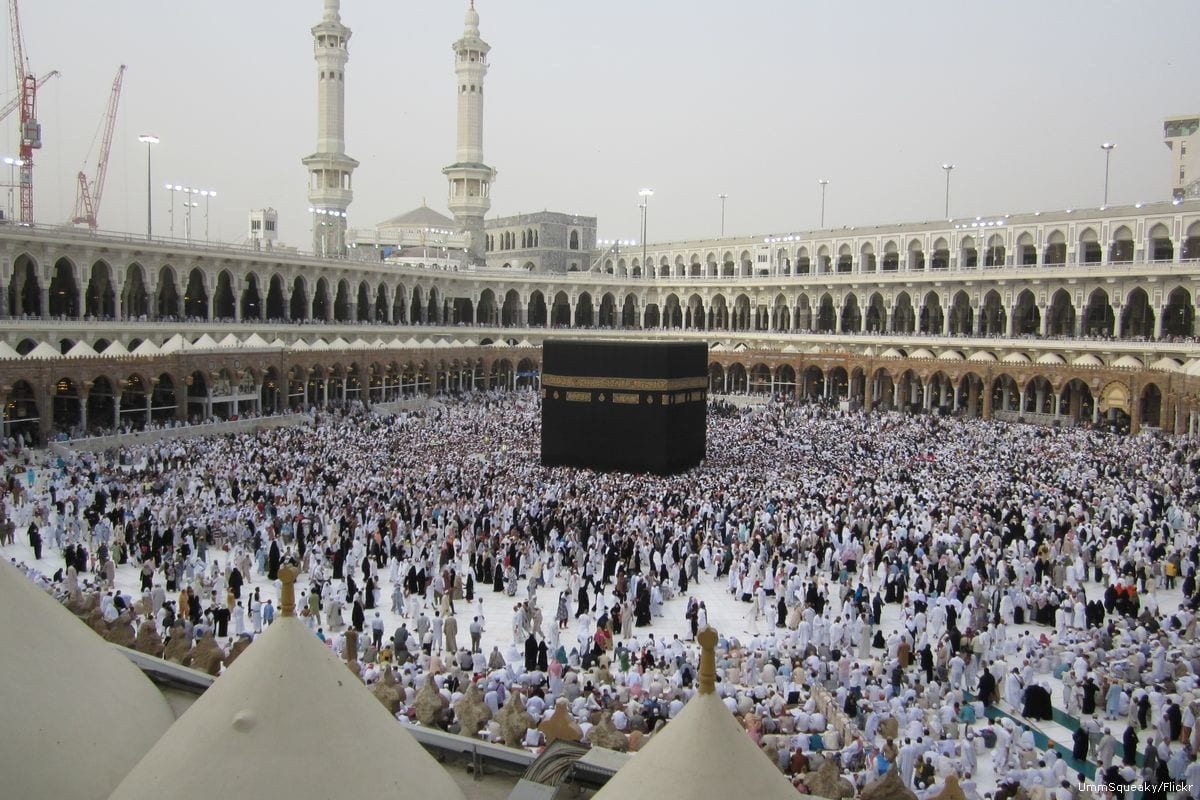 Man commited suicide to be close to mum in Makkah