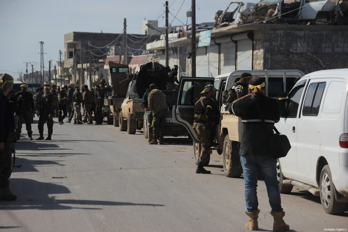 Syrian refugees in Turkey start to return to Afrin