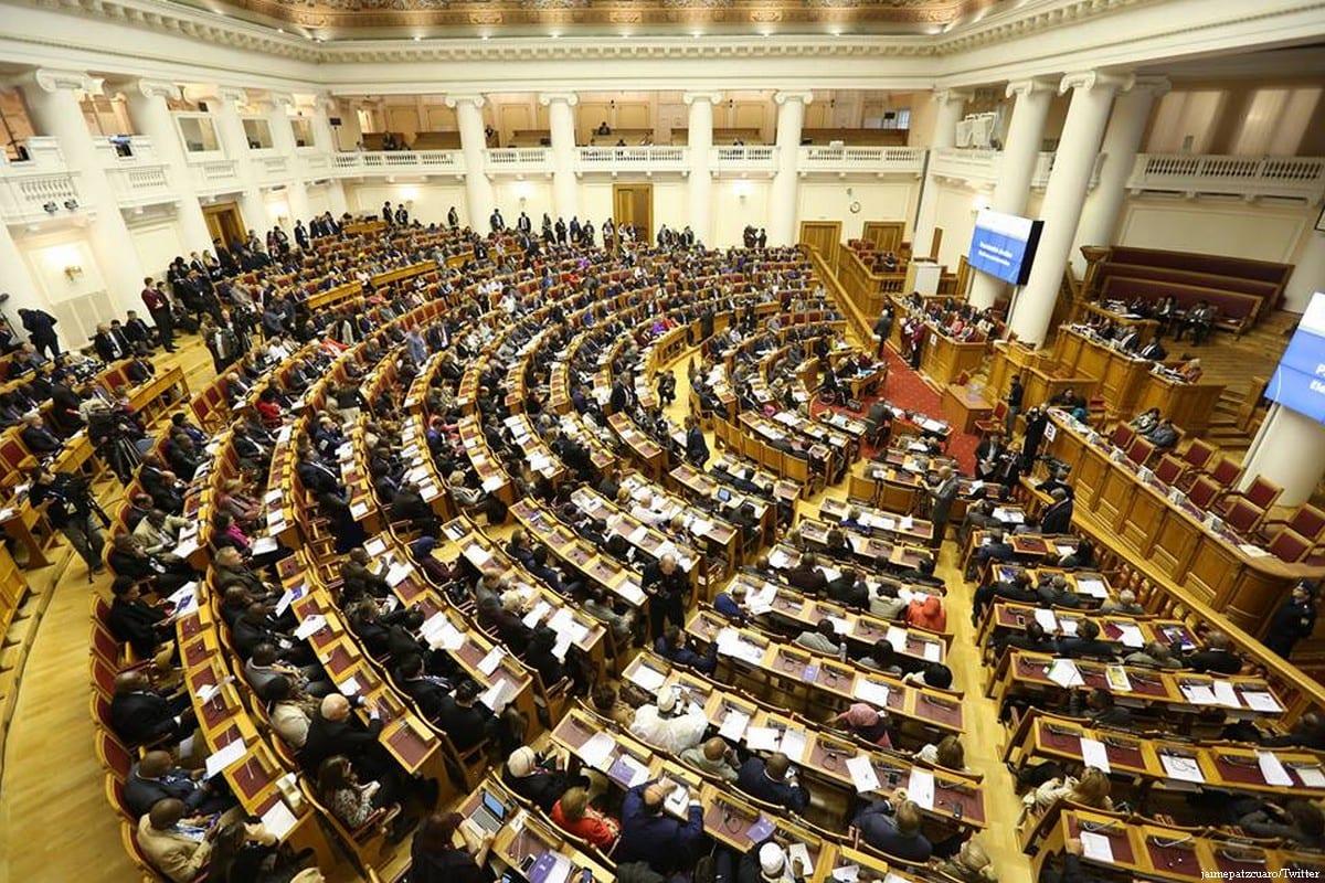 Despite Israel Efforts Inter Parliamentary Union Backs