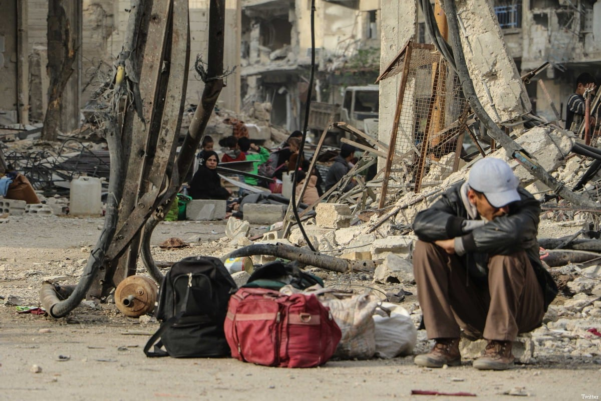 UN warns of 'unprecedented human suffering' in Syria