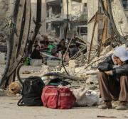 UN warns of 'unprecedented human suffering' in Syria
