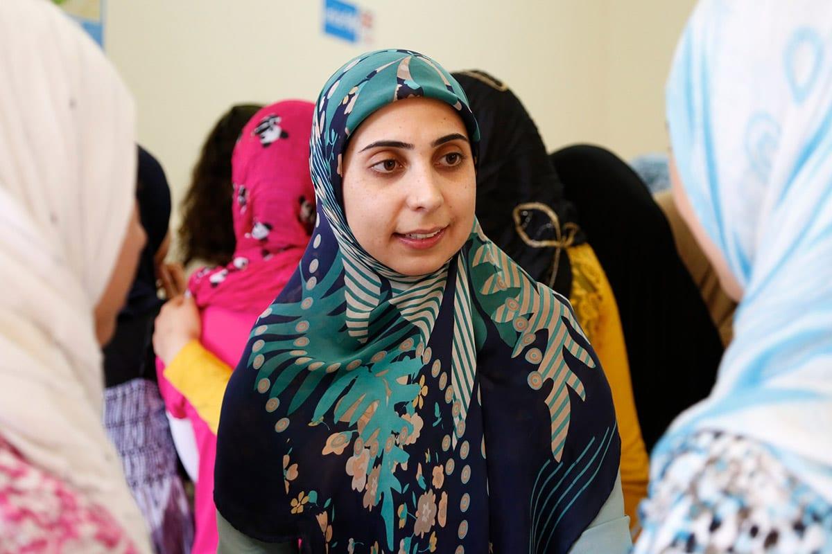 Lebanese women [Wikipedia]