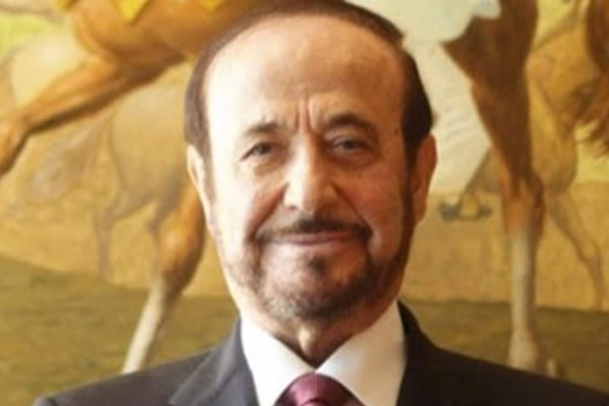 Rifat al-Assad, Bashar al‑Assad's uncle [File photo]