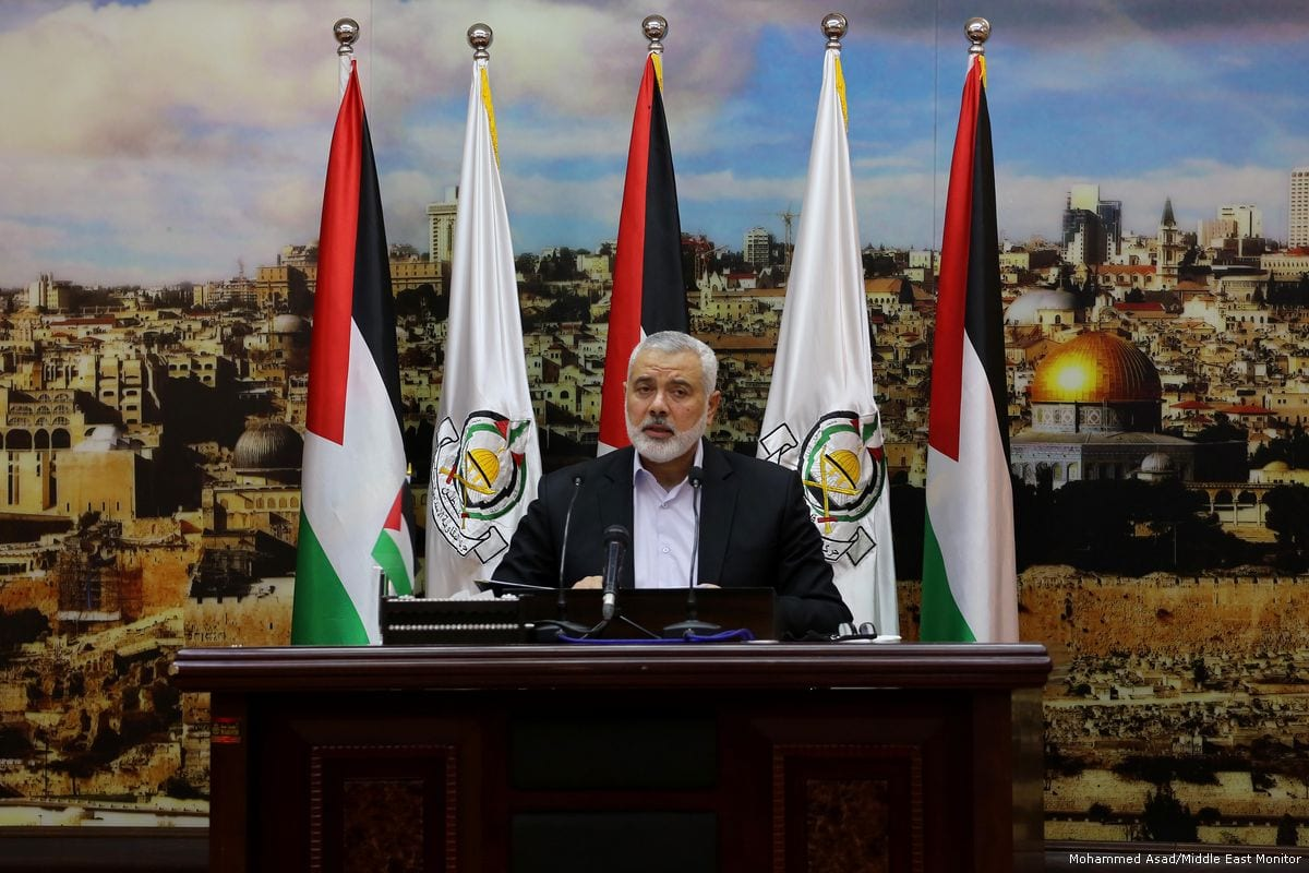 """Hamas Chief: """"We want the world hear from us, not about us"""""""