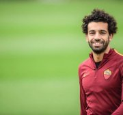 Liverpool's Salah out of Egypt games with ankle problem