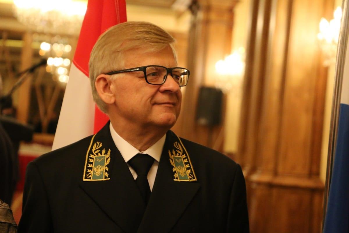 Russia's ambassador to Lebanon Alexander Zasypki [Facebook]