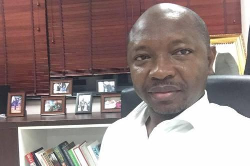 Ghanaian Member of Parliament, Ras Mubarak [Twitter]