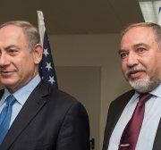 Lieberman backs conditional pardon of Netanyahu