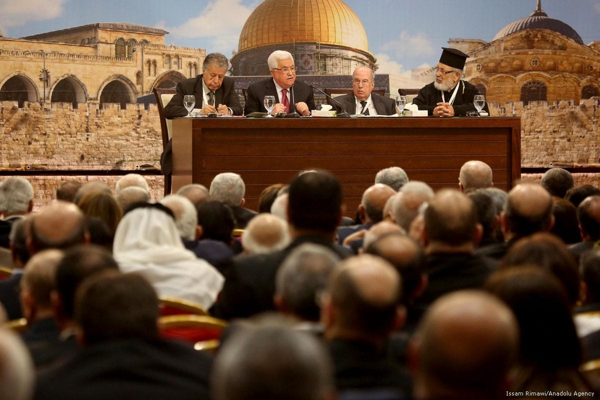 Palestinian leader's speech condemned as anti-Semitic