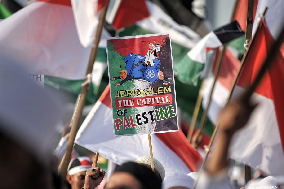 BCP condemns Indonesia association visit to Israel – Middle