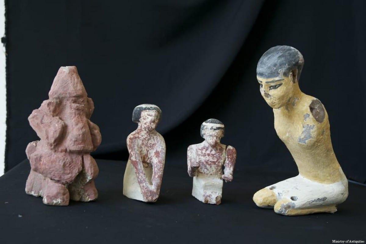 Контрабандные артефакты, вывезенные в Италию