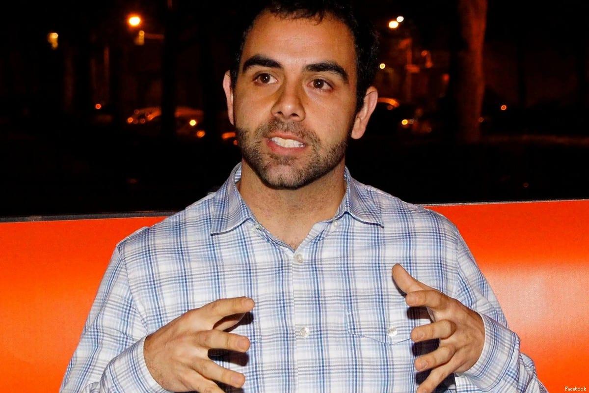 Omar Shakir, Regional Director of Human Rights Watch (HRW) [Twitter]
