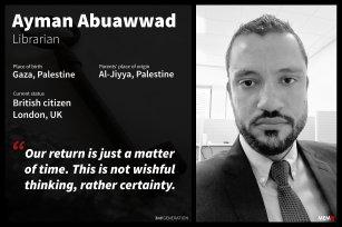 3- Ayman Abuawwad, UK
