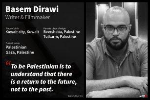 3- Basem Dirawi, Gaza