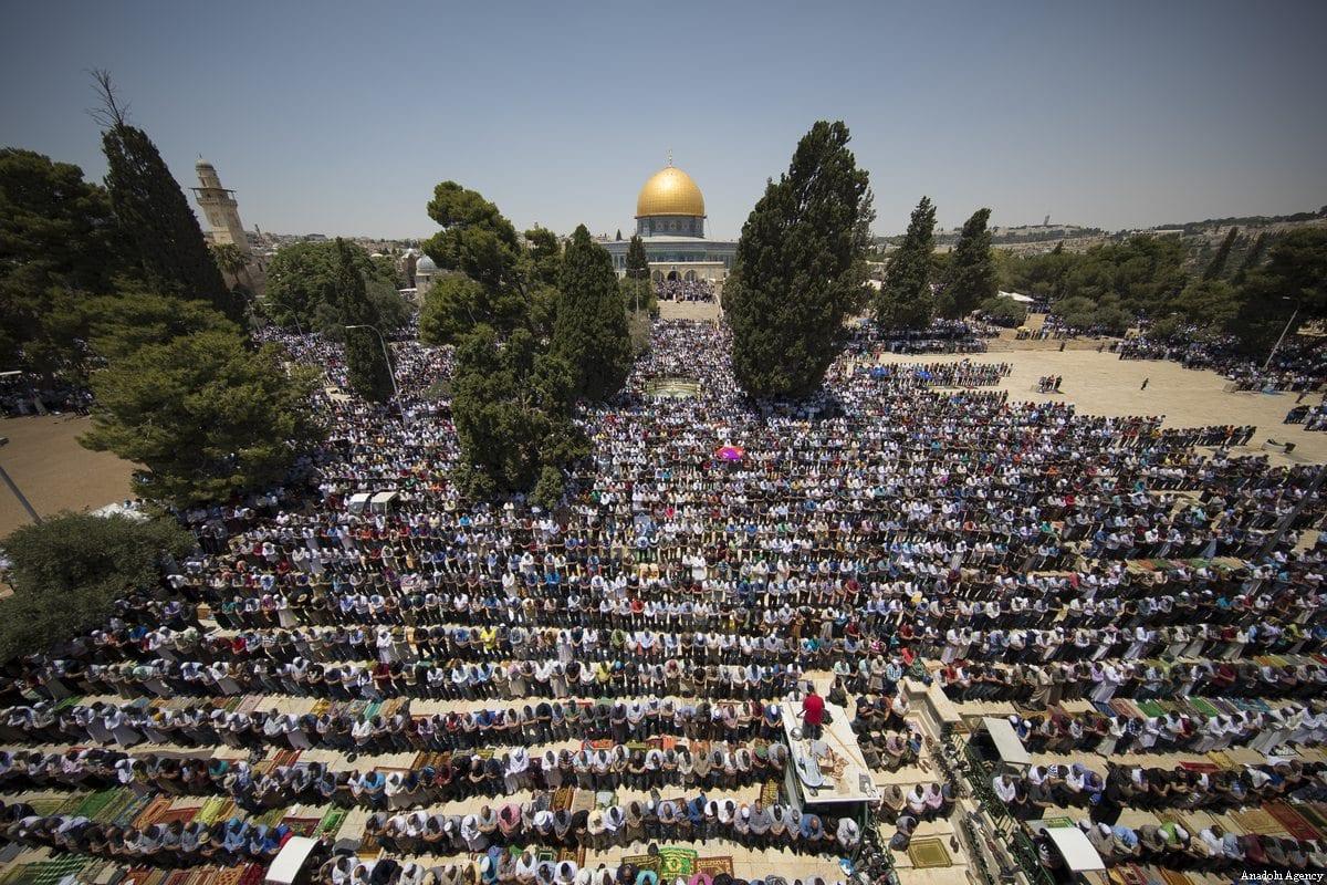 Prayers at Jerusalem's Al-Aqsa Mosque Compound Suspended for Ramadan: Muslim Clerics