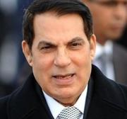 Ben Ali on top of inauguration of Innovation Fair in Tunisia, amid rising controversy