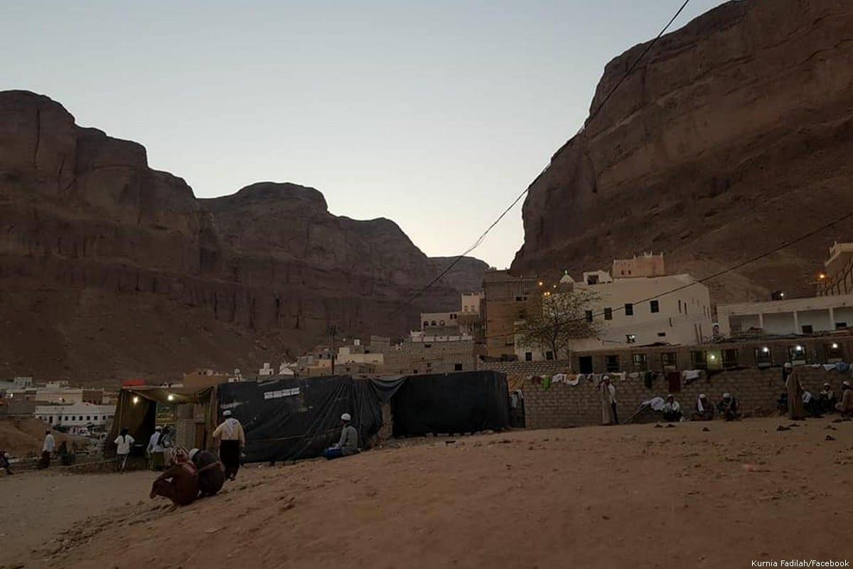 Yemenis can be seen in Hudaydah, Yemen [Kurnia Fadilah/Facebook]