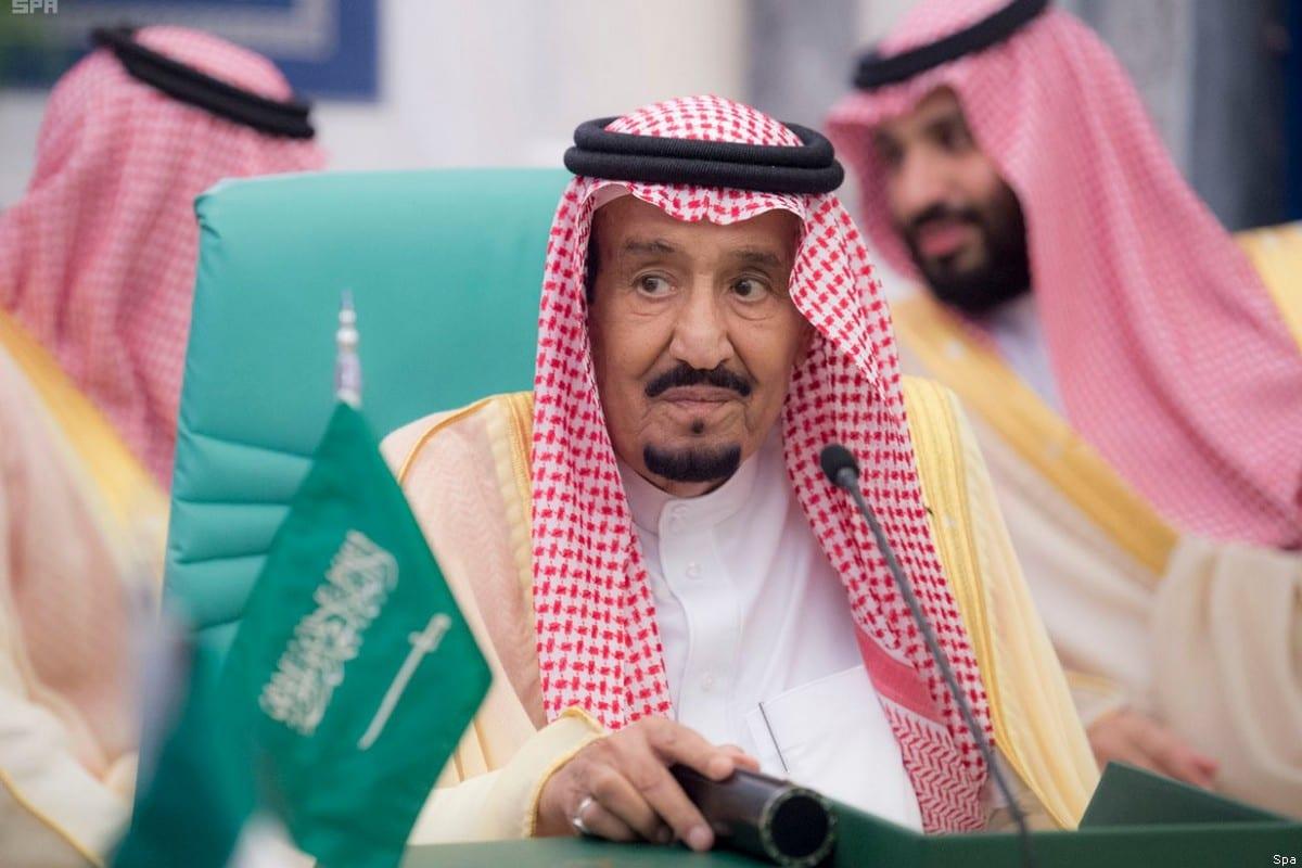 King of Saudi Arabia Salman Bin Abdulaziz [SPA]