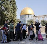 Threats against Al-Aqsa and Israel's Judaisation policy