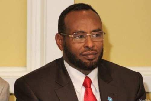 Somalia's Attorney General Ahmed Ali Dahir