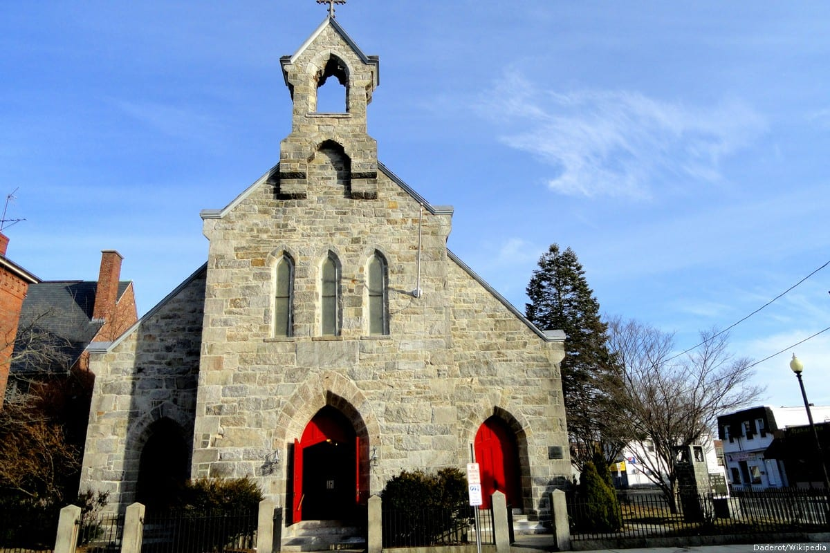 An Episcopal Church in US [Daderot/Wikipedia]