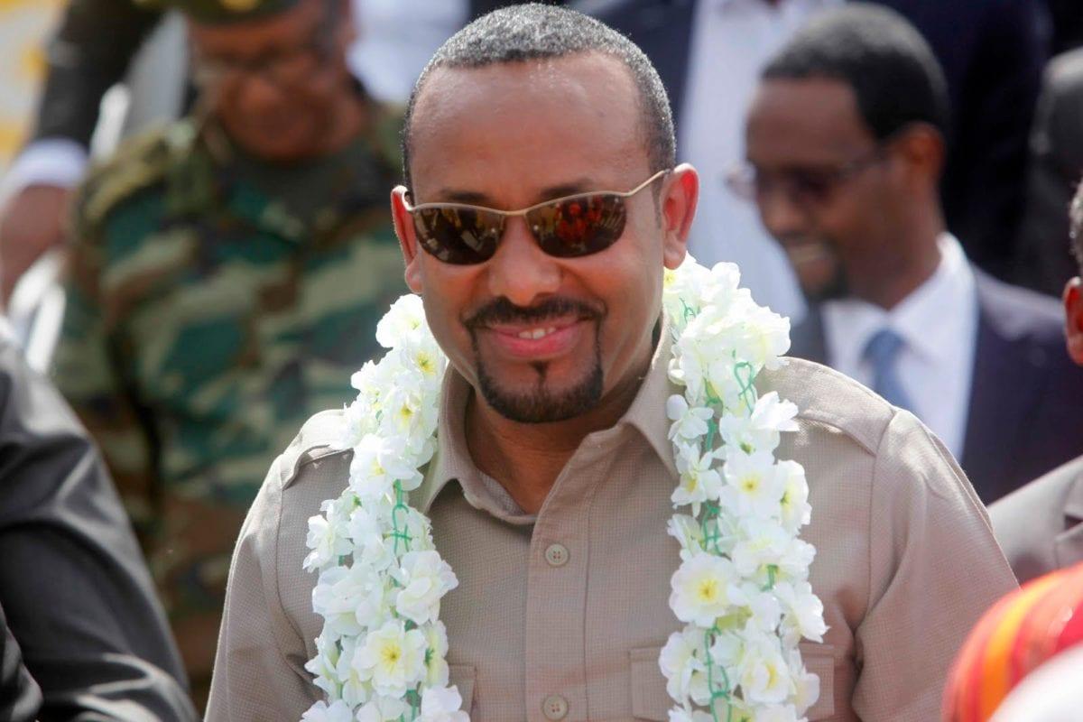 Ethiopian Prime Minister Abiy Ahmed [AP]