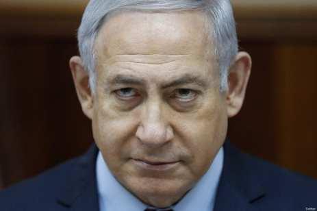 Israeli Prime Minister Benjamin Netanyahu [Twitter]