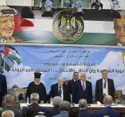 'We'll accept whatever the Palestinians accept'