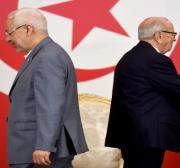Disagreement or estrangement between Ghannouchi and Essebsi?