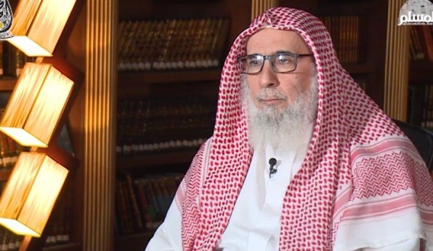 Sheikh Nasser Al-Omar