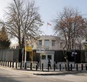 Suspect in US Embassy gun attack arrested in Ankara
