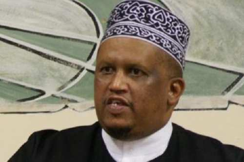 54-year-old Sheikh Ihsaan Hendricks, an anti-apartheid activist who died from cancer