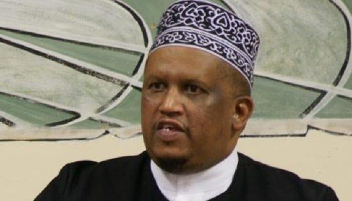 54-year-old Sheikh Ihsaan Hendricks, an anti-apartheid activist who died from cancer
