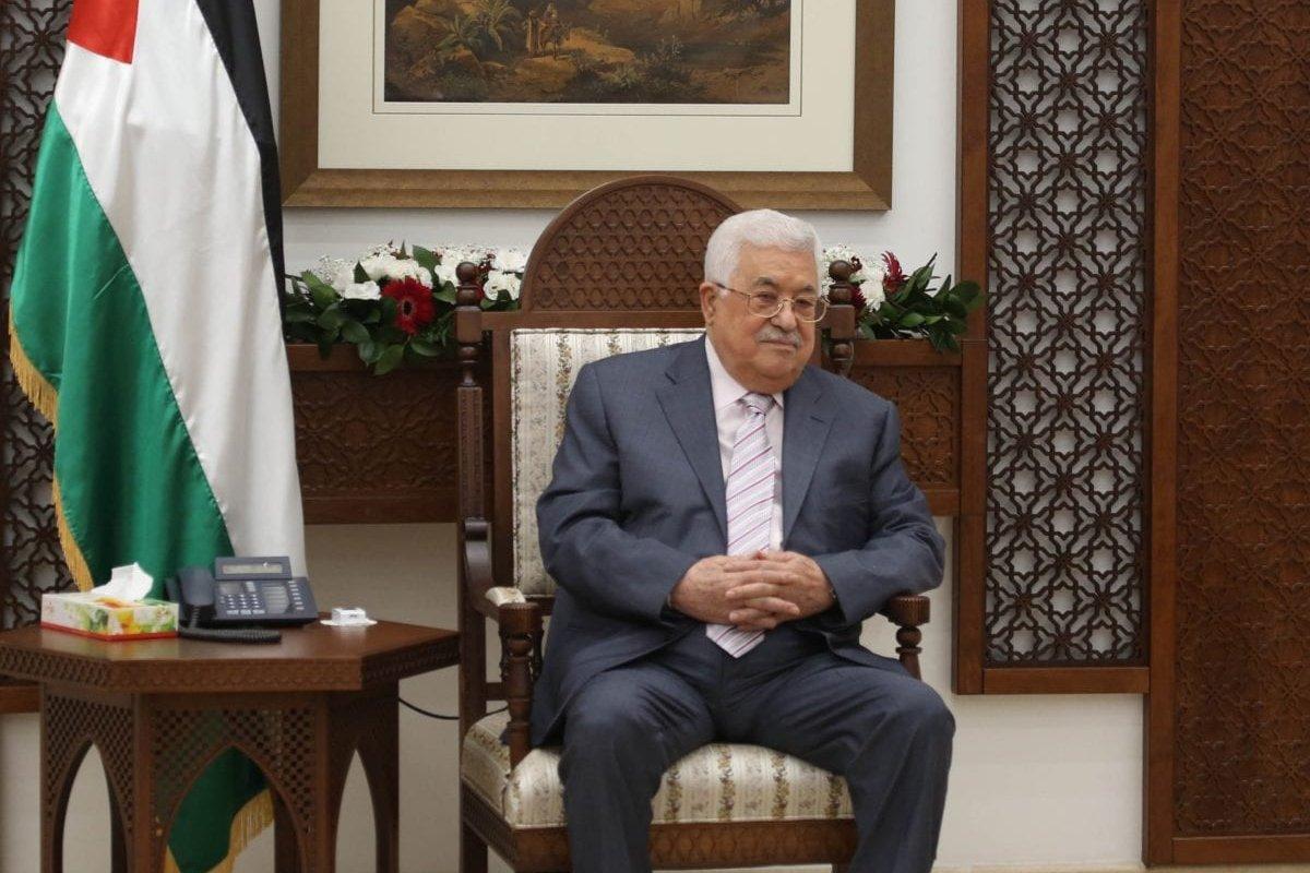 Palestinian President Mahmoud Abbas [Issam Rimawi/Anadolu Agency]
