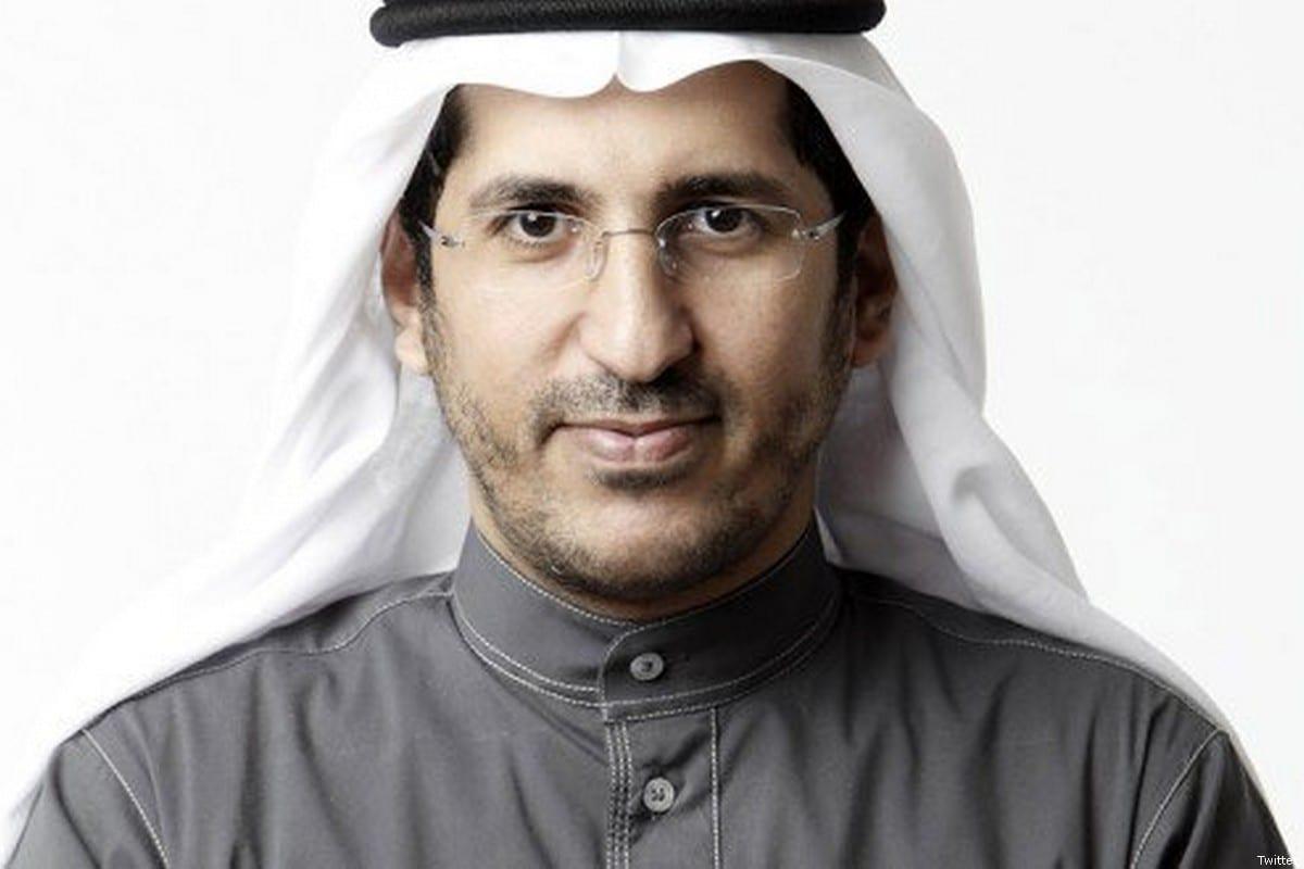 Saudi cleric Ali Al-Omari [Twitter]