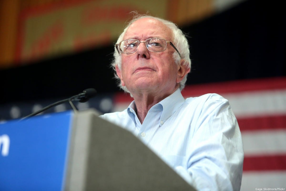 Bernie Sanders slams 'absurd' anti-BDS bill introduced mid-shutdown
