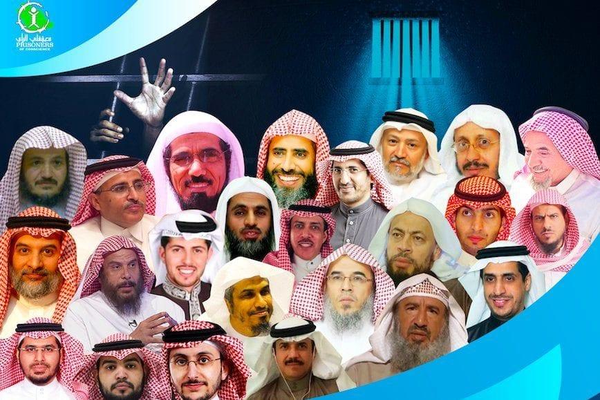 Prisoners of Conscience in Saudi Arabia [Twitter]